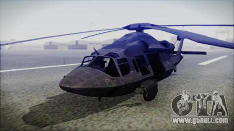 UH-80 Ghost Hawk for GTA San Andreas