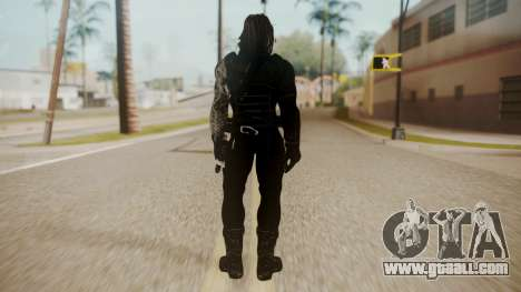 The Winter Soldier for GTA San Andreas third screenshot
