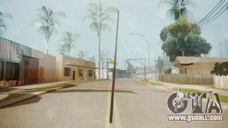GTA 5 Pool Cue for GTA San Andreas second screenshot