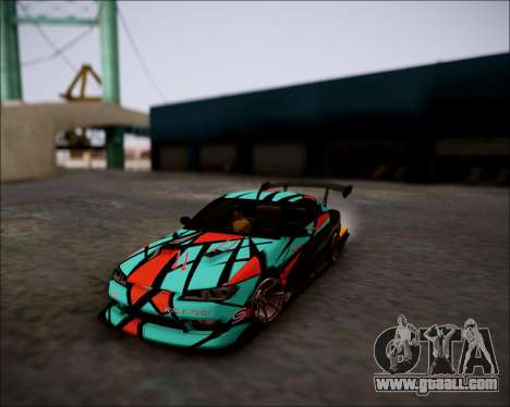 Nissan Silvia S15 for GTA San Andreas right view