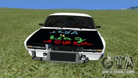 VAZ 2105 Bq Final for GTA San Andreas right view