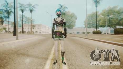 Jinxed Akali for GTA San Andreas second screenshot