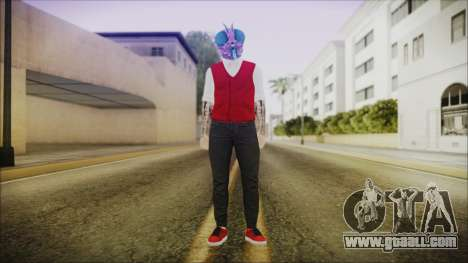 DLC Halloween GTA 5 Skin 2 for GTA San Andreas second screenshot