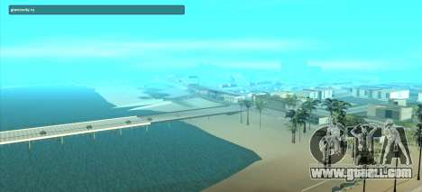 SampGUI Violet for GTA San Andreas second screenshot