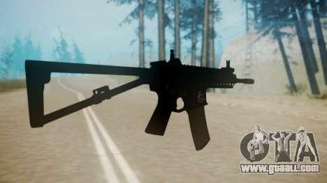KAC PDW for GTA San Andreas third screenshot