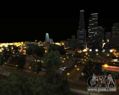 Project 2dfx 2015 for GTA San Andreas fifth screenshot