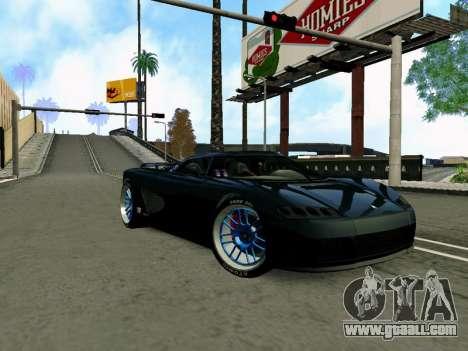 Anti-Lag Enb (Low PС) for GTA San Andreas forth screenshot