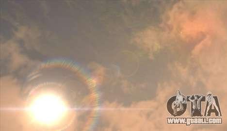 Cleo SkyBox for GTA San Andreas third screenshot