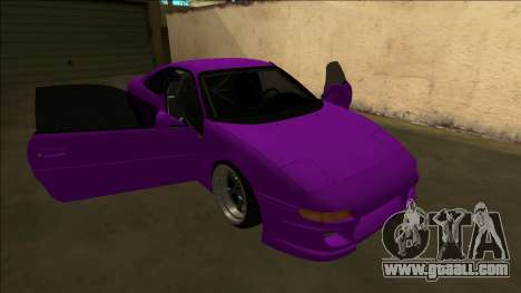 Toyota MR2 Drift for GTA San Andreas engine
