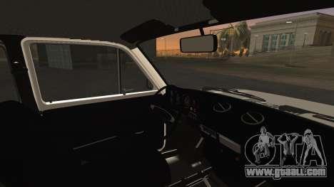 VAZ 2121 Niva 1600 for GTA San Andreas back left view