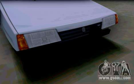 VAZ 2108 V2 for GTA San Andreas side view