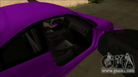 Toyota MR2 Drift for GTA San Andreas side view