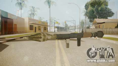 GTA 5 Rocket Launcher for GTA San Andreas
