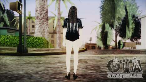 Home Girl Chola 1 for GTA San Andreas third screenshot