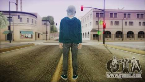DLC Halloween GTA 5 Skin 1 for GTA San Andreas third screenshot