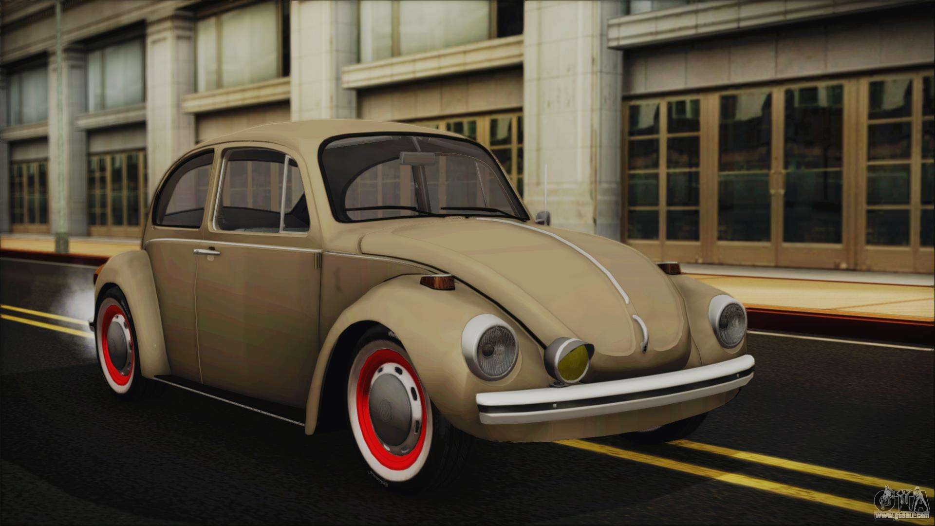 Beetle Car Game Free Download
