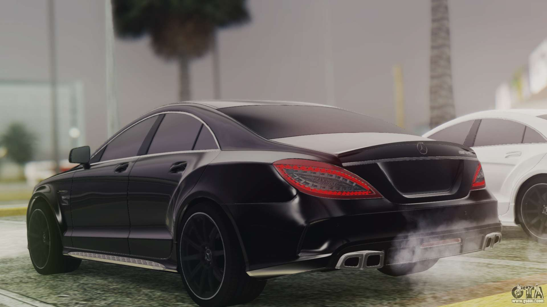 Mercedes benz cls 63 amg w218 for gta san andreas for Mercedes benz cls 63 amg coupe