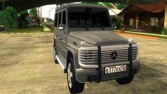 Mercedes-Benz G500 SUV for GTA San Andreas