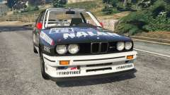 BMW M3 (E30) 1991 [Nalan] v1.2 for GTA 5