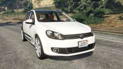 Volkswagen Golf Mk6 v2.0 [ABT] for GTA 5