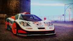 McLaren F1 GTR 1998 for GTA San Andreas