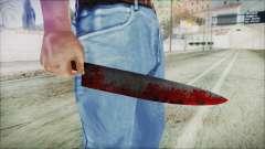 Helloween Butcher Knife