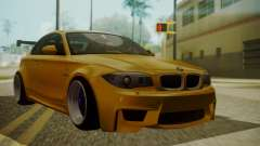 BMW 1M E82 without Sunroof