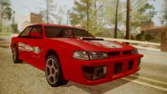 Sultan FnF Skins for GTA San Andreas