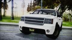 GTA 5 Declasse Granger FIB SUV
