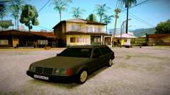Mercedes-Benz E200 W124 for GTA San Andreas