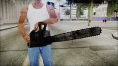 Helloween Chainsaw for GTA San Andreas