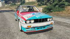 BMW M3 (E30) 1991 [Z5] v1.2 for GTA 5