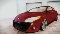 Renault Megane 3 for GTA San Andreas