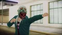 DLC Halloween GTA 5 ZombieCraneo