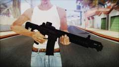 SOWSAR-17 Type G Assault Rifle for GTA San Andreas