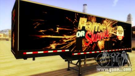GTA V Fame or Shame Trailer for GTA San Andreas