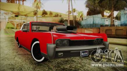 GTA 5 Vapid Chino Custom IVF for GTA San Andreas