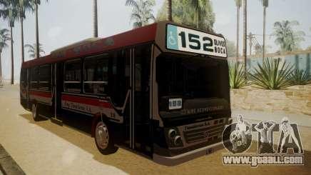 Mercedes-Benz OH-1718L SB Linea 152 for GTA San Andreas