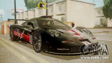 McLaren F1 GTR 1998 Day Off for GTA San Andreas