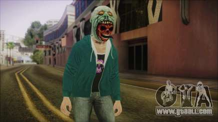 DLC Halloween GTA 5 Skin 1 for GTA San Andreas