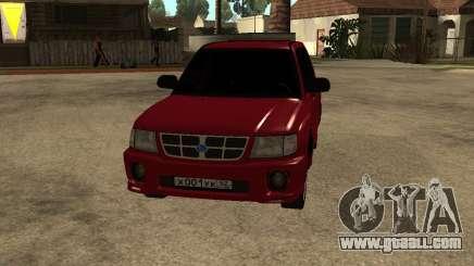 Subaru Forester 2006 for GTA San Andreas