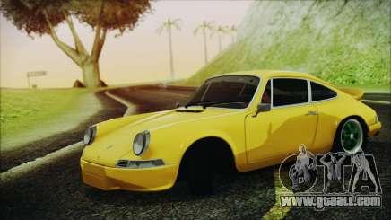 Porsche 911 Carrera RS 2.7 (901) 1973 for GTA San Andreas