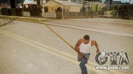 GTA 5 Pool Cue for GTA San Andreas