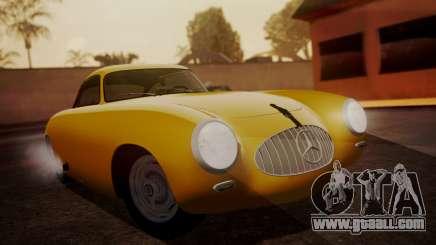 Mercedes-Benz 300 SL (W194) 1952 HQLM for GTA San Andreas