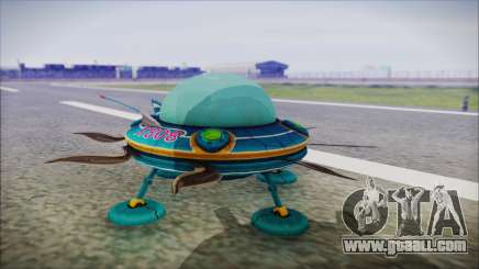 X808 UFO for GTA San Andreas