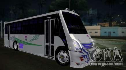 Mercedes-Benz Ayco Zafiro Influyente for GTA San Andreas