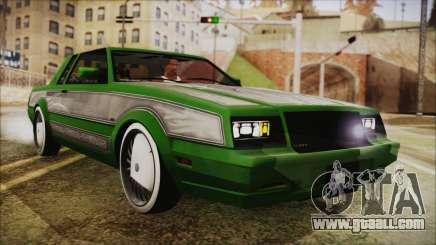 GTA 5 Faction LowRider DLC for GTA San Andreas