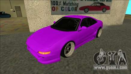 Toyota MR2 Drift for GTA San Andreas