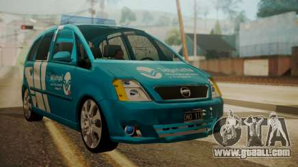 Chevrolet Meriva de Seguridad Vial for GTA San Andreas