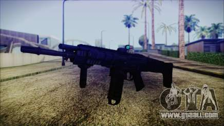 Bushmaster ACR for GTA San Andreas